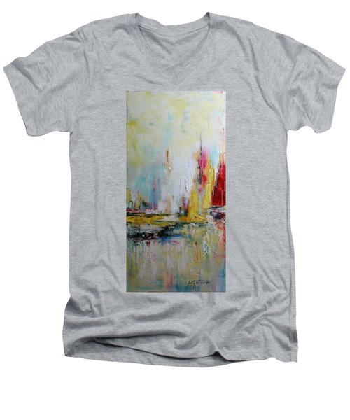 In The Harbour Men's V-Neck T-Shirt