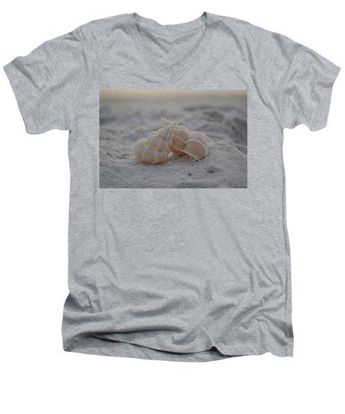 In Your Light Men's V-Neck T-Shirt by Melanie Moraga