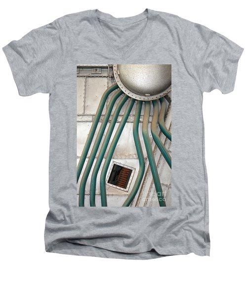 Industrial Art Men's V-Neck T-Shirt