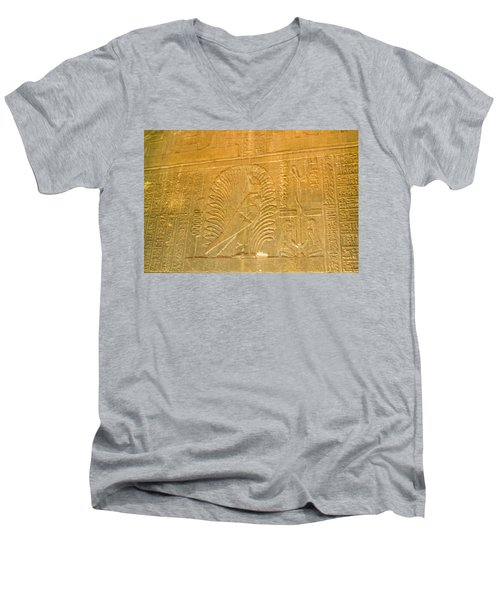 Interior Wall Art 3 Men's V-Neck T-Shirt