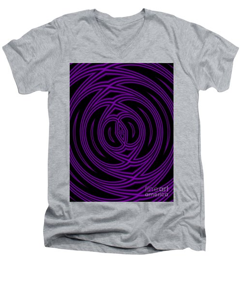 Interwoven Men's V-Neck T-Shirt