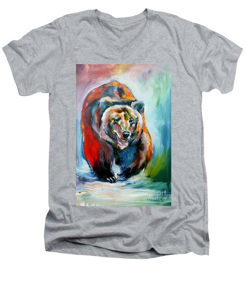 Introspection Men's V-Neck T-Shirt