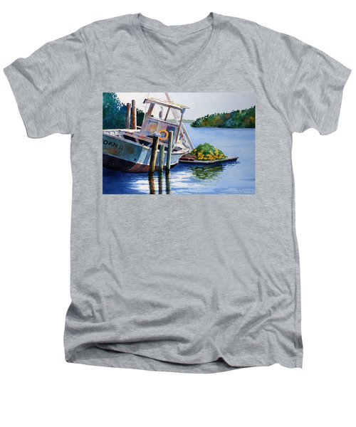 Joan II And Mates Men's V-Neck T-Shirt
