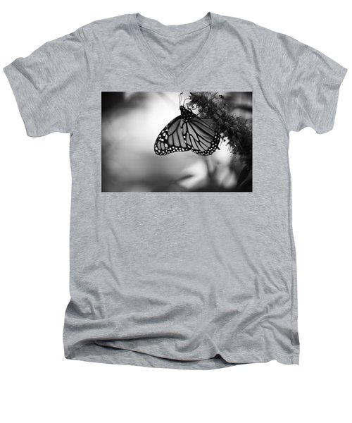 Journey On Men's V-Neck T-Shirt