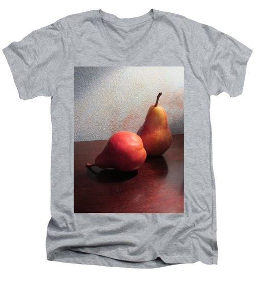 Juicy Still Life Men's V-Neck T-Shirt