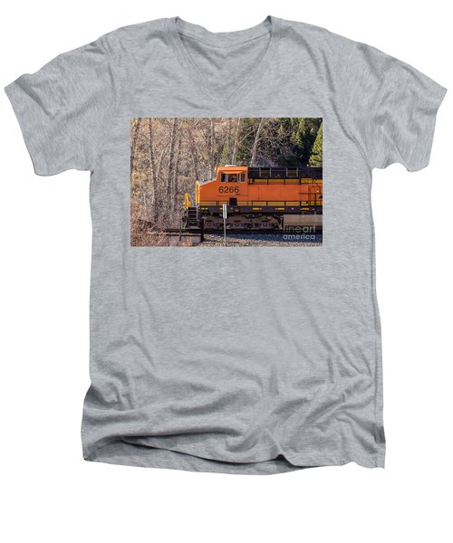 Just Clowning Around Men's V-Neck T-Shirt