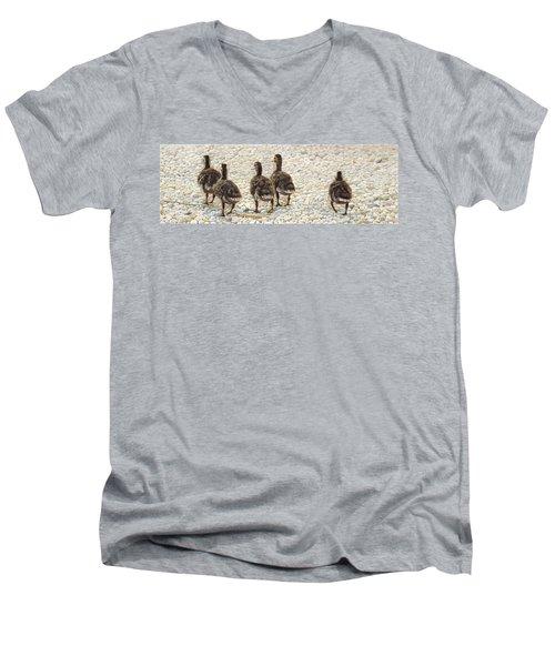 On The Shore Men's V-Neck T-Shirt