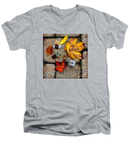 Kayla's Treasures Men's V-Neck T-Shirt