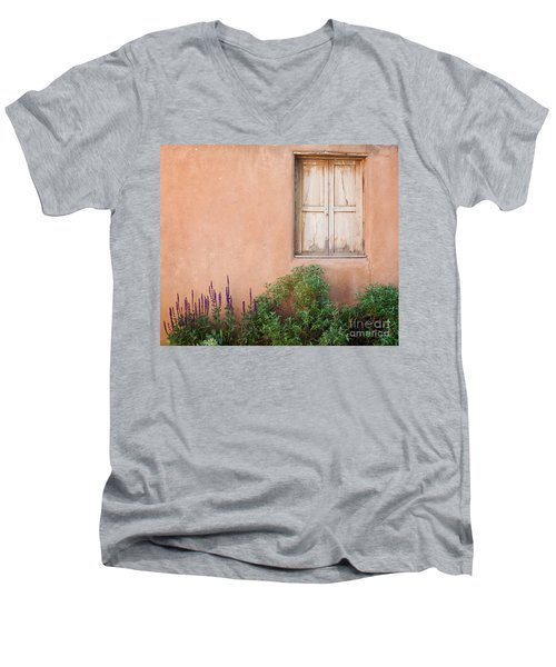 Keep The Summer Heat Out Men's V-Neck T-Shirt