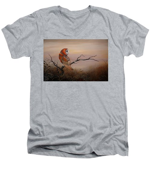 Keeper Of Dreams Men's V-Neck T-Shirt
