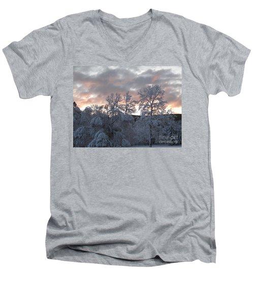 Kent Ct Oct 2011 Men's V-Neck T-Shirt