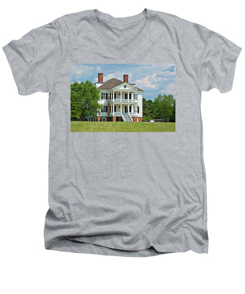 Kershaw House Camden Sc II Men's V-Neck T-Shirt