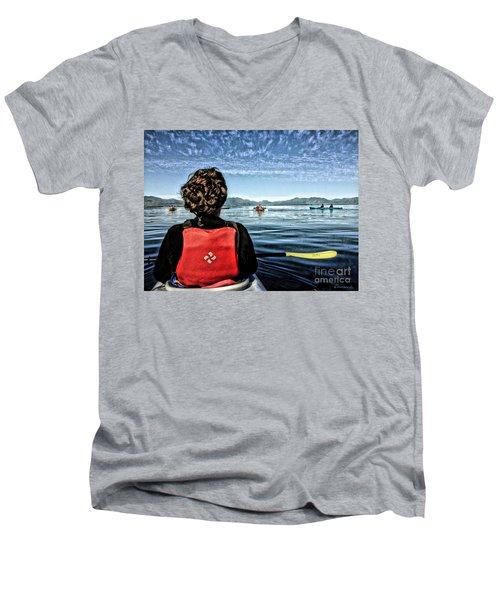 Ketchikan Men's V-Neck T-Shirt