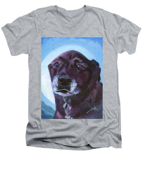 Kiki Men's V-Neck T-Shirt