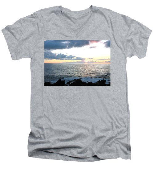 Kona  North Men's V-Neck T-Shirt