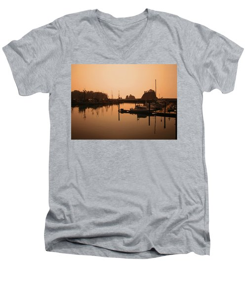 La Push In The Afternoon Men's V-Neck T-Shirt