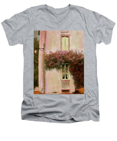 Lady Camille Men's V-Neck T-Shirt
