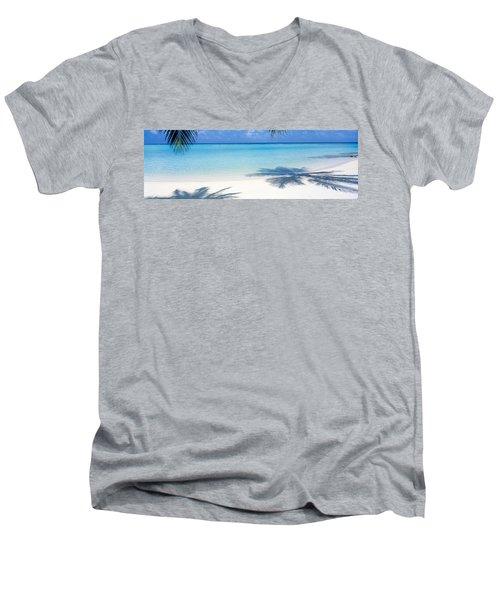 Laguna Maldives Men's V-Neck T-Shirt