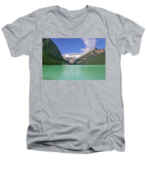 Lake Louise -1 Men's V-Neck T-Shirt