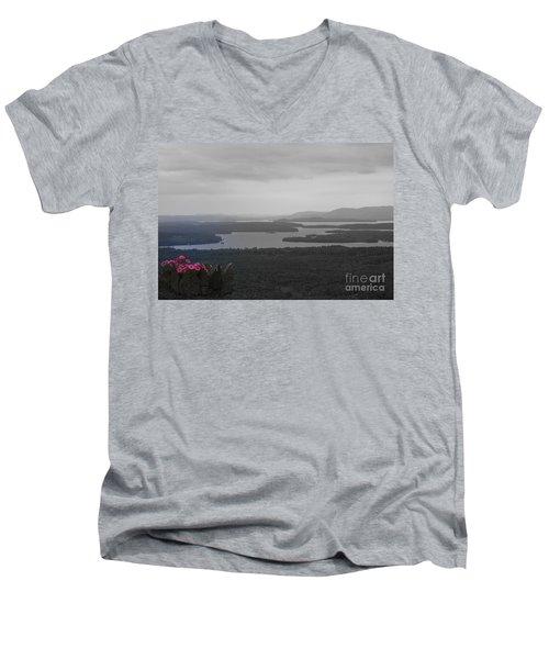 Lake Winnipesaukee      Sold Men's V-Neck T-Shirt
