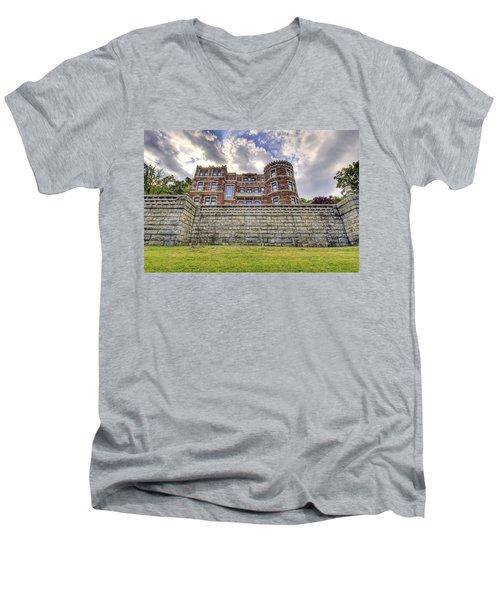 Lambert Castle Men's V-Neck T-Shirt