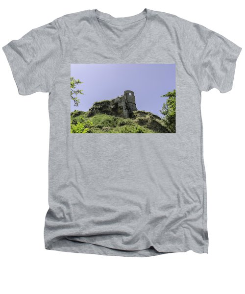 Italian Landscapes - Land Of Immortal Men's V-Neck T-Shirt