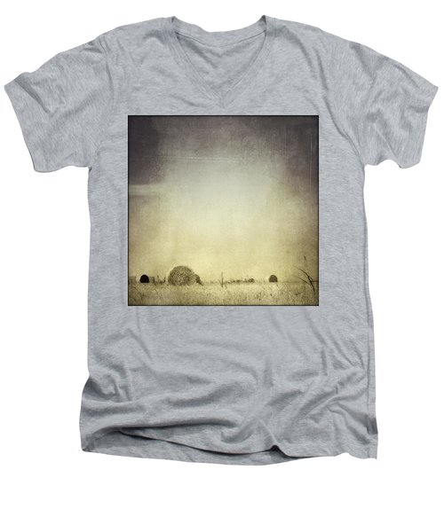 Let The Rain Come Down Men's V-Neck T-Shirt