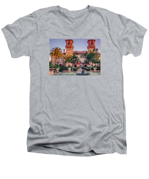 Lightener Museum Men's V-Neck T-Shirt