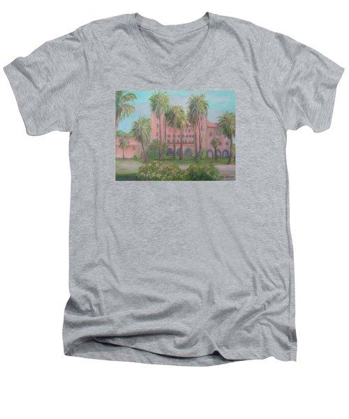 Lightner Museum Men's V-Neck T-Shirt