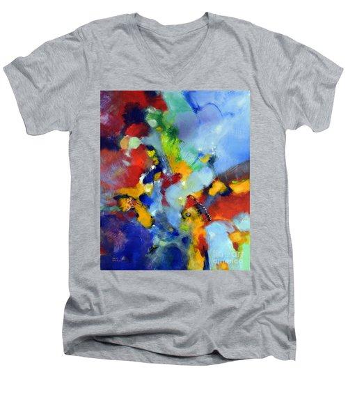 Lilt Men's V-Neck T-Shirt