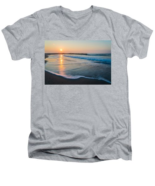 Liquid Sun Men's V-Neck T-Shirt