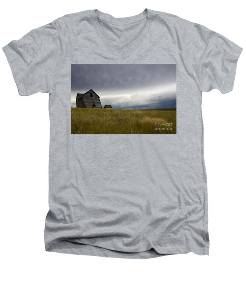 Little Remains Men's V-Neck T-Shirt
