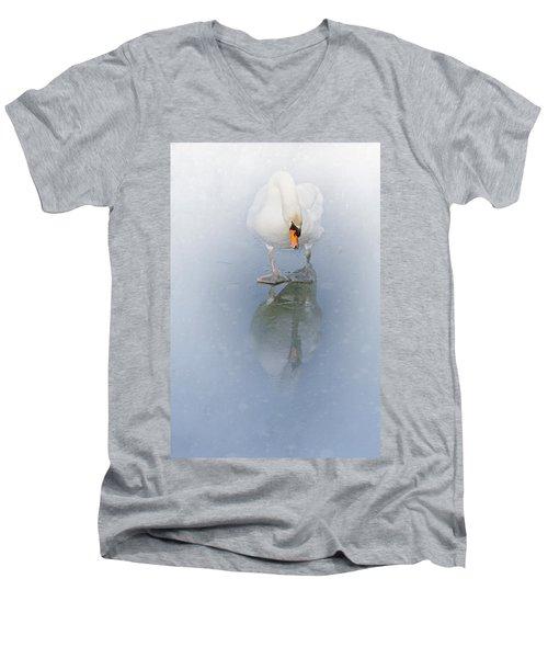 Look Alike Men's V-Neck T-Shirt
