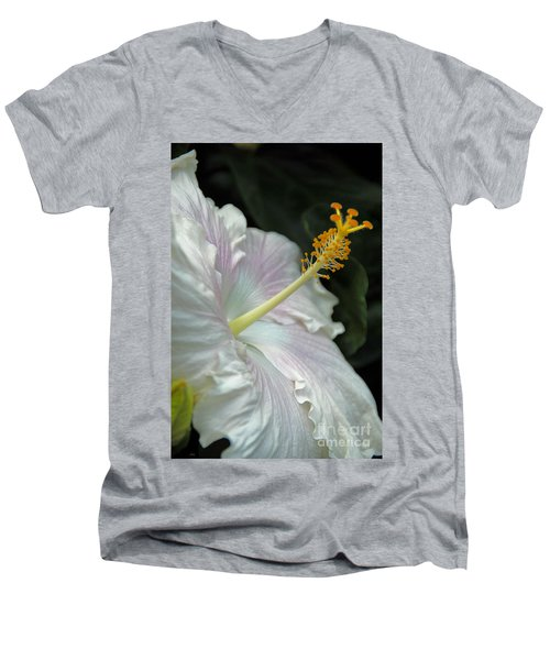 Looking Up Men's V-Neck T-Shirt by Cindy Manero