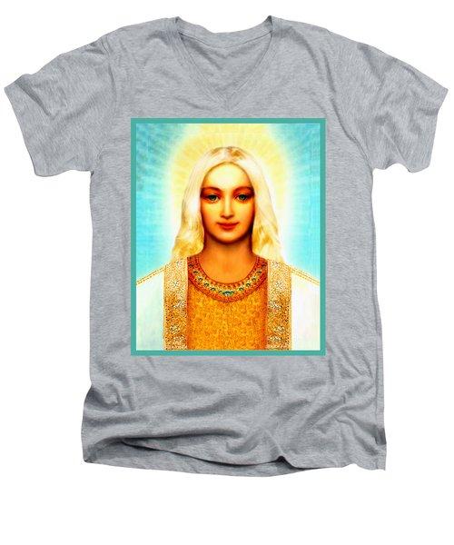 Lord Sananda Men's V-Neck T-Shirt