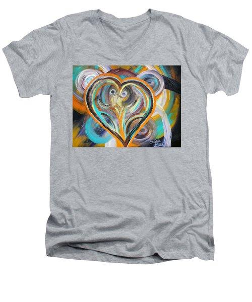 Loros Men's V-Neck T-Shirt