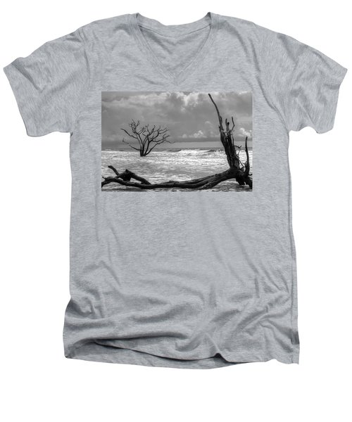 Lost To The Sea Men's V-Neck T-Shirt