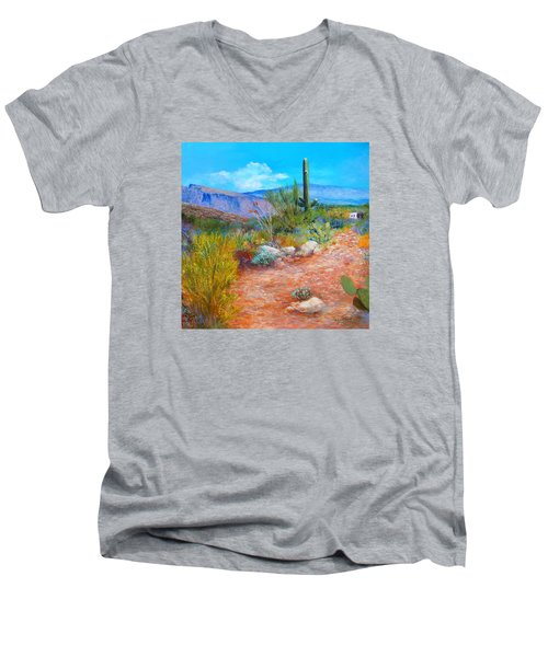 Lot For Sale 2 Men's V-Neck T-Shirt