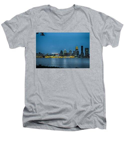 Louisville Ky 2012 Men's V-Neck T-Shirt