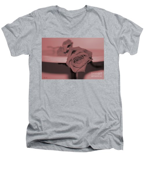 Love You... Men's V-Neck T-Shirt