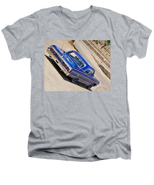 Lowrider_19d Men's V-Neck T-Shirt