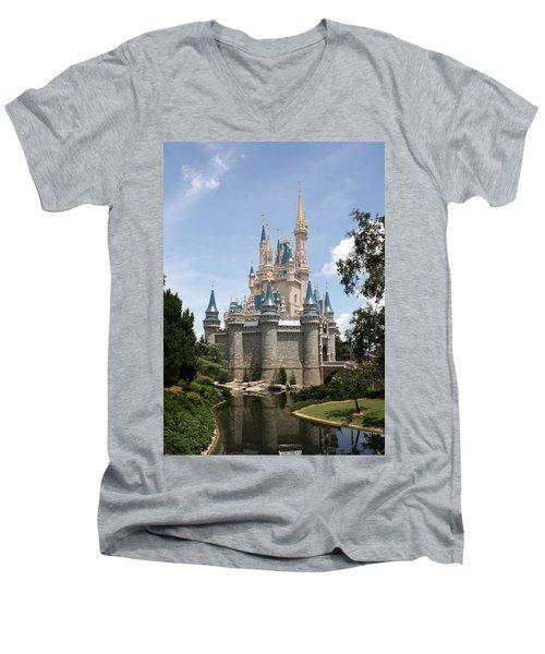Magic In The Sunshine Men's V-Neck T-Shirt