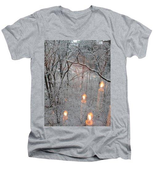 Magical Prospect Men's V-Neck T-Shirt