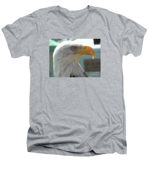 Majestic Icon Men's V-Neck T-Shirt