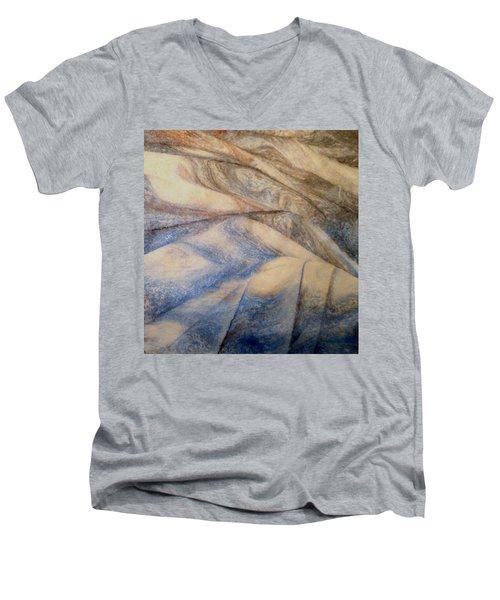 Marble 12 Men's V-Neck T-Shirt