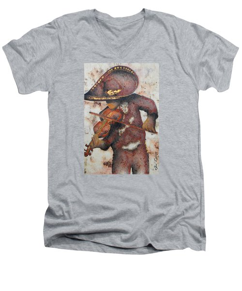 Mariachi I Men's V-Neck T-Shirt