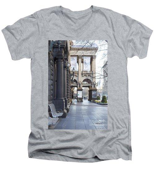 Marvellous Melbourne 3 Men's V-Neck T-Shirt