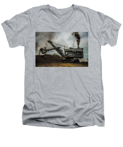 Mary Sue Men's V-Neck T-Shirt by Paul Freidlund
