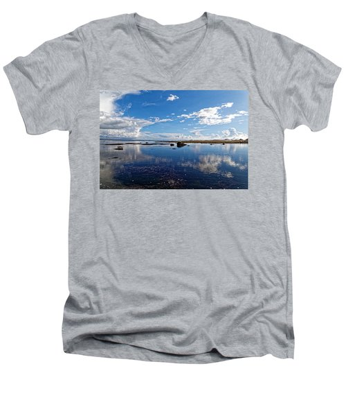 Mavericks Beach Men's V-Neck T-Shirt
