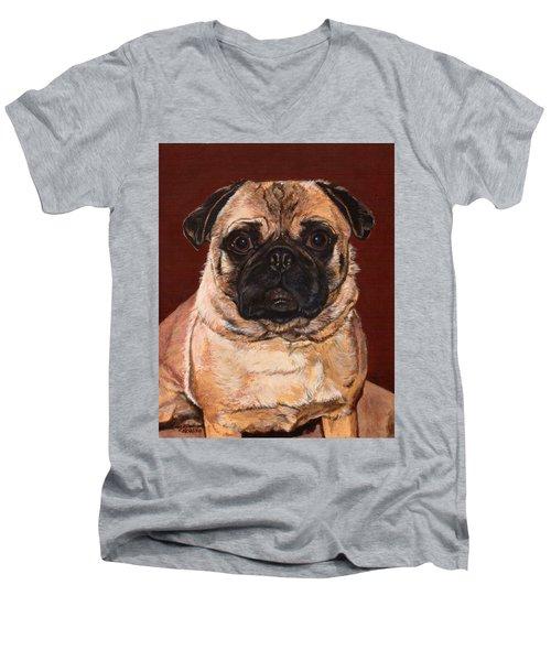 Maxx Men's V-Neck T-Shirt